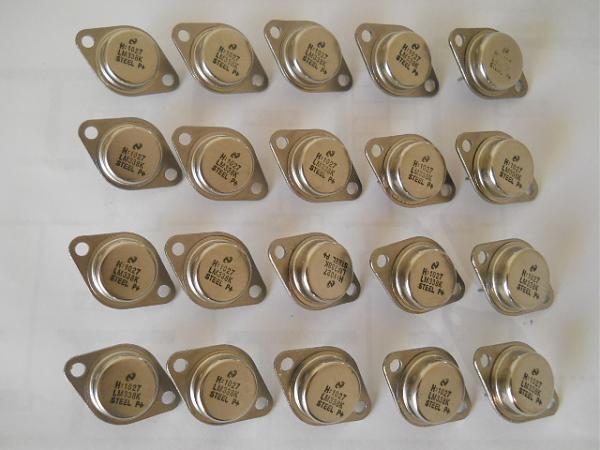 Продам Стабилизаторы напряжения регулируемые LM338K новые