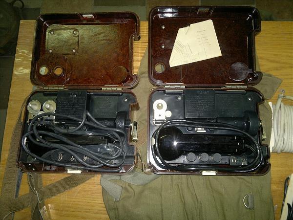 Продам Военно-полевой телефонный аппарат ТА-57