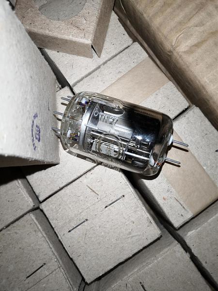 Продам Гу-18-1 генераторные лампы