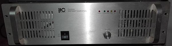 Продам Трансляционный усилитель ITC-ESCORT Т-6500