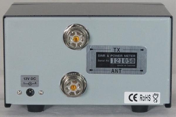 Продам КСВметр MFJ 880 Ваттметр 2 кВт частота 1,6-60 МГц