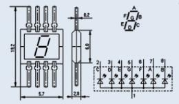 Продам 3ЛС320А цифровой индикатор
