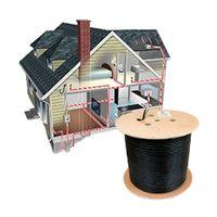 Продам Проводка электрокабеля в здании