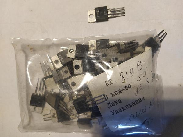 Продам Транзистор КТ819В