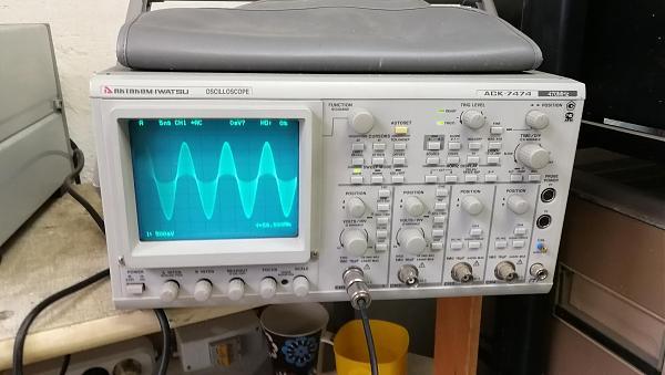 Продам Г4-151 генератор сигналов 1-512 МГц