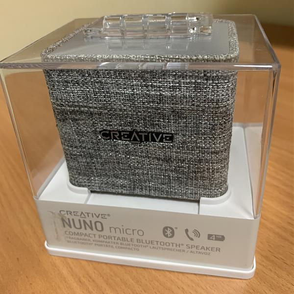 Продам Bluetooth-колонка Creative Nuno Micro