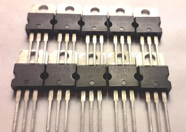 Продам Транзисторы высокочастотные 2SC2078