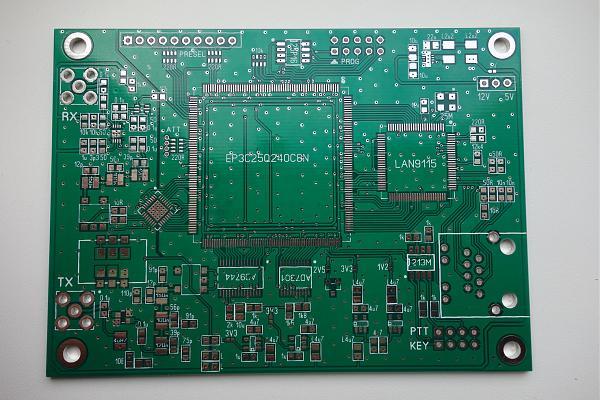 Продам SDR печатные платы и компоненты
