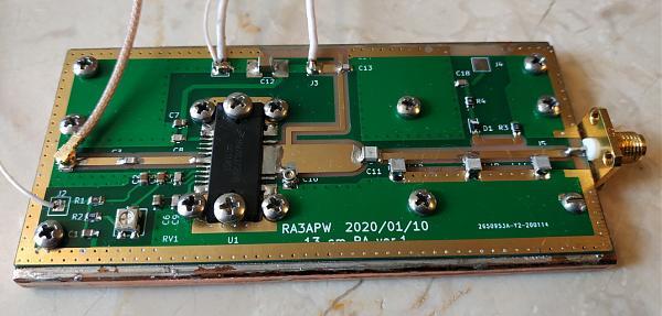 Продам Передающий конвертер на 13см для QO-100/Phase4
