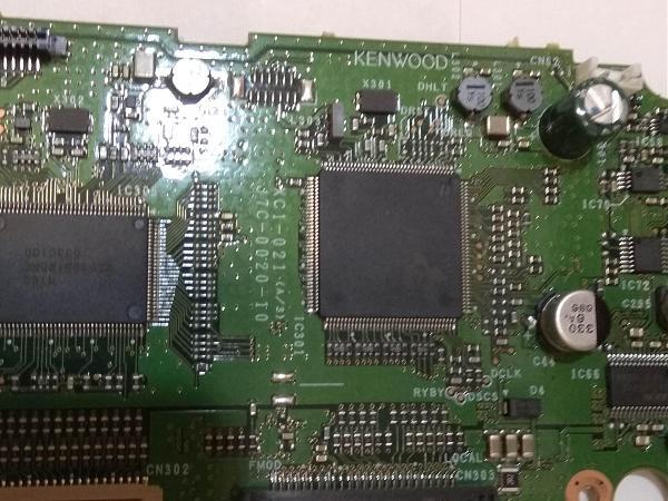 Продам Control unit для TS-590SG