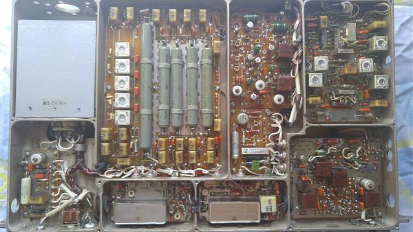 Куплю радиоприёмник Катран блок КБ-12