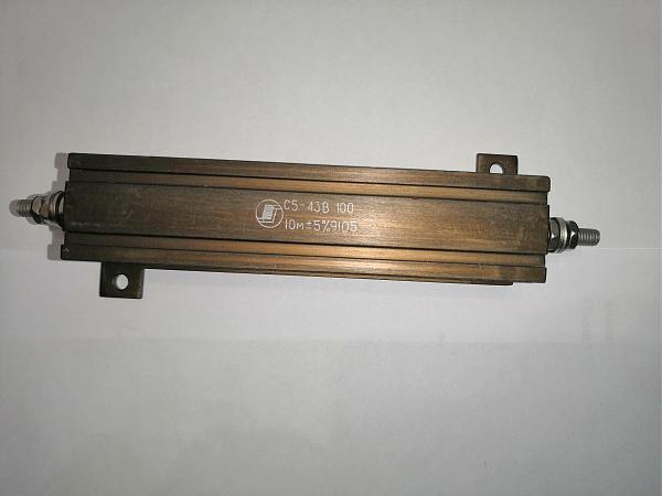 Продам Резистор С5-43В, 100Вт, 1Ом