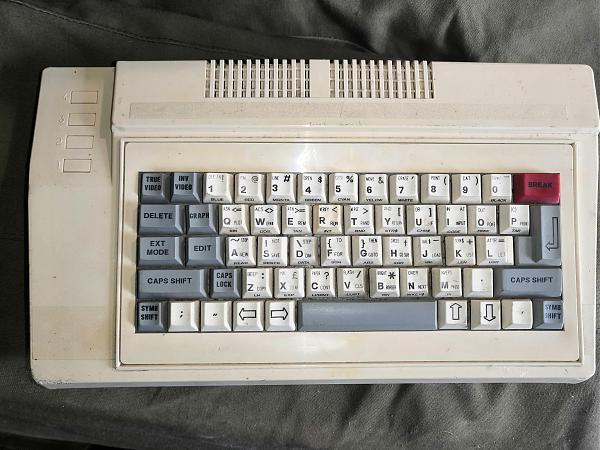 Продам Микрокомпьютер старый Spectrum