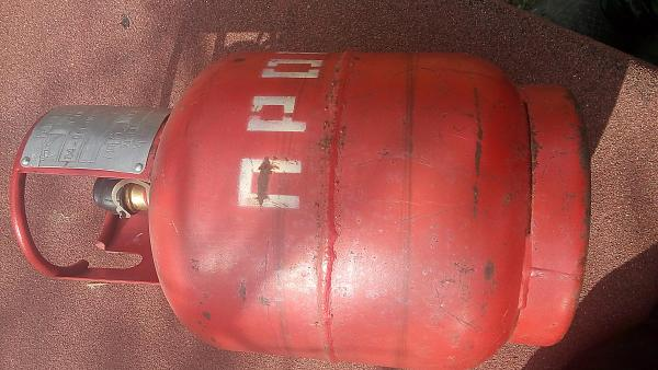 Продам Баллон газовый 12 литров - пропан