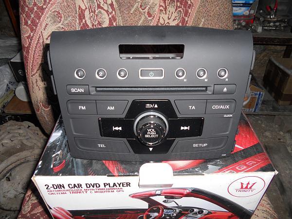 Продам Оригинальная новая автомагнитола Honda CR-V