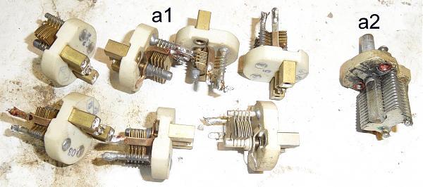 Продам конденсаторы подстроечные воздушные