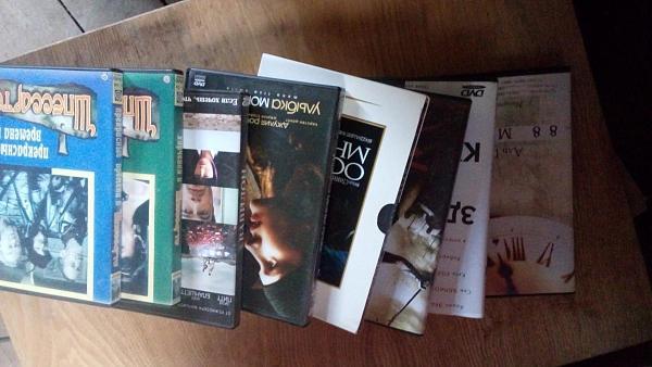 Продам Фильмы на дисках CD