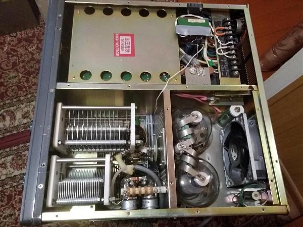 Продам Усилитель мощности HL-2K