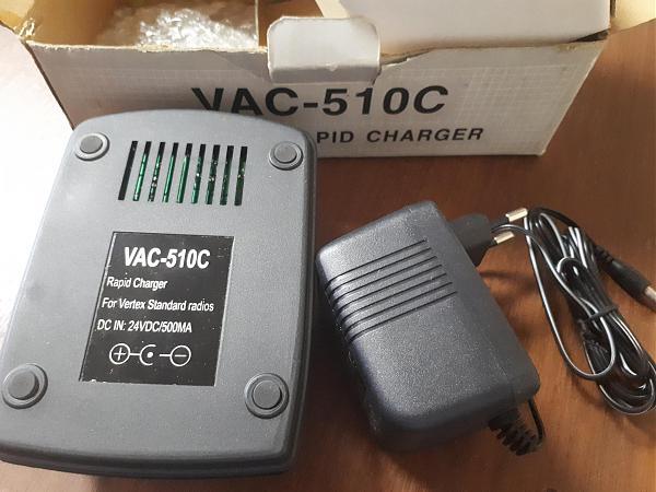 Продам зарядное устройство VAC-510C
