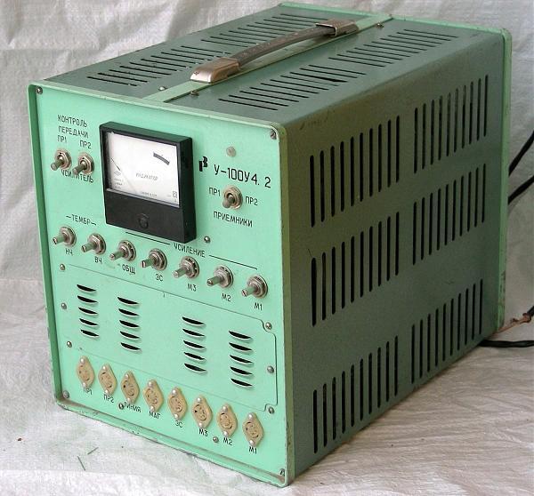Продам Усилитель У-100-4,2У
