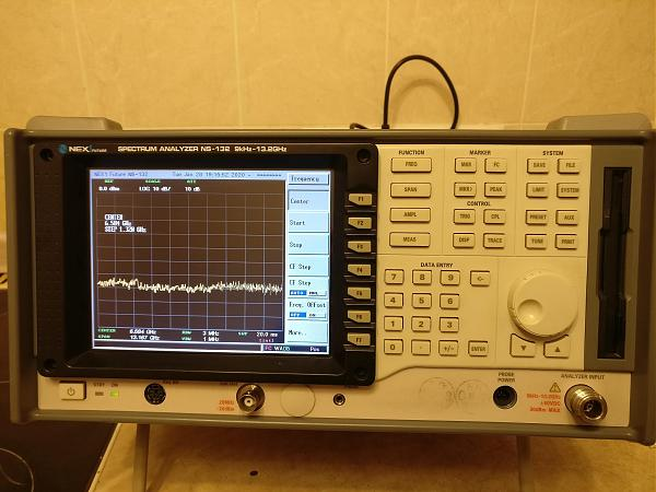 Продам Анализатор спектра NEX NS132
