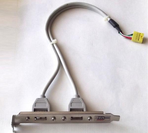 Продам Планки портов USB 2.0 на заднюю панель сист. блок