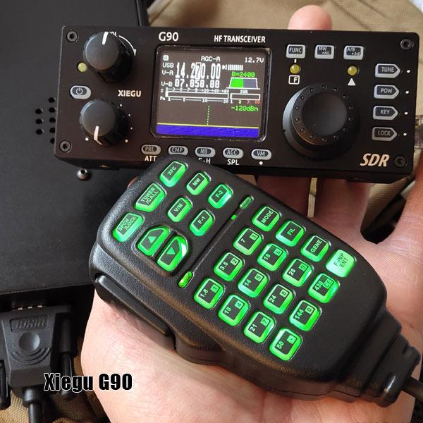 Продам Компактный трансивер Xiegu G90 (SDR)