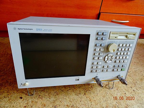 Продам Анализатор электрических цепей E5061A