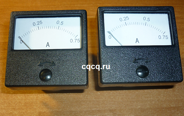 Продам головки на токи 750 мА, 1А, 1,5А, 2А и 2,5А