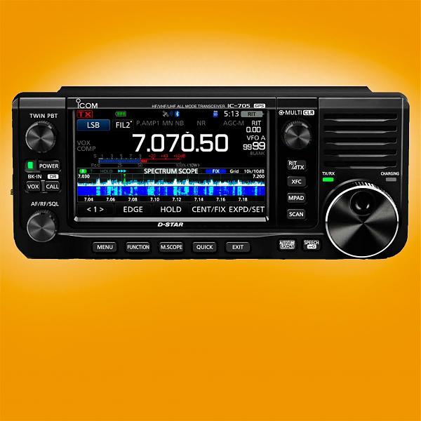 Продам Icom IC-705 версия USA