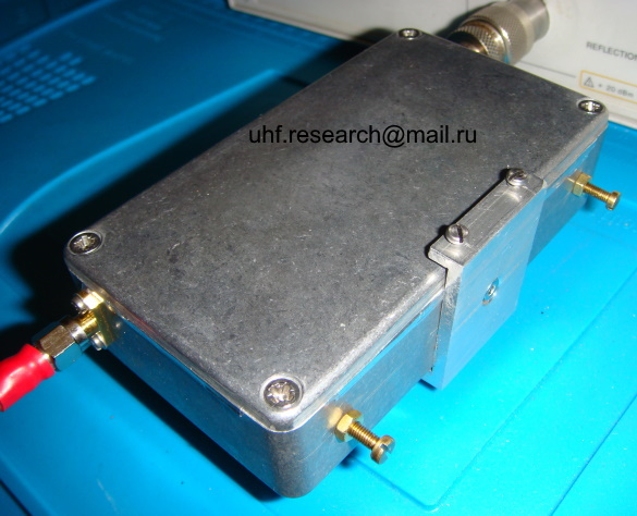 Продам Interdigital Bandpass Filter 1296MHz