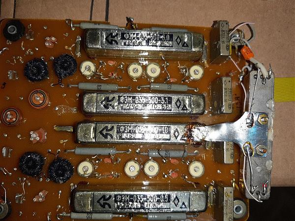 Продам платы ЭМФ от Р-399а и Р-326м