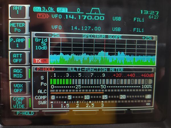 Продам Трансивер IC-756PROIII