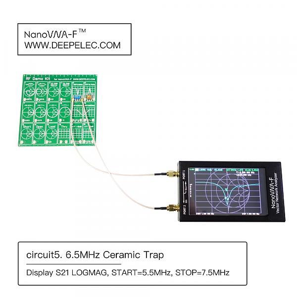 Продам Антенный анализатор NanoVNA-F векторный (лот 1)