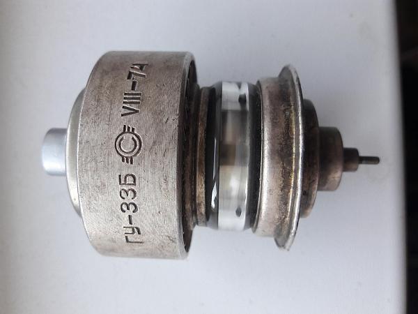 Продам Лампа генераторная ГУ-33Б