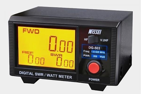 Продам Прибор для измерения КСВ и мощности NISSEI DG-503