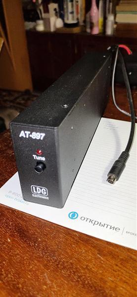 Продам Антенный тюнер LDG AT-897 100 Вт