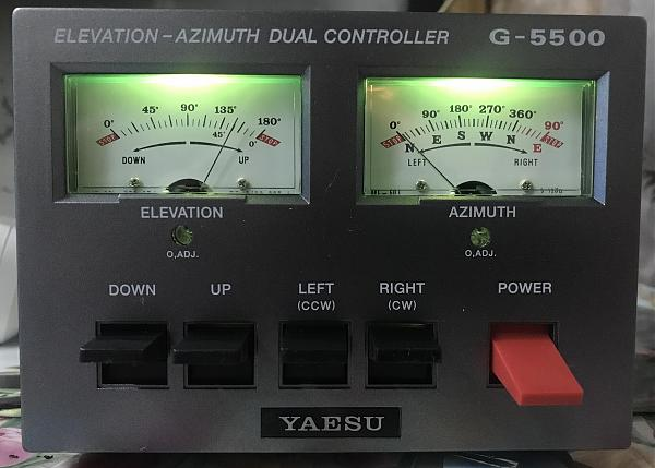 Продам Пульт управления YAESU G-5500