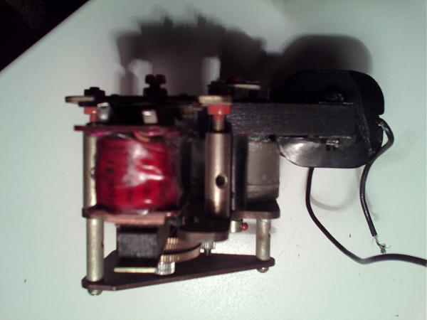 Продам двигатель с редуктором ДСД-60-л1