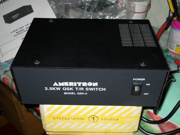 Продам Ameritron QSK-5