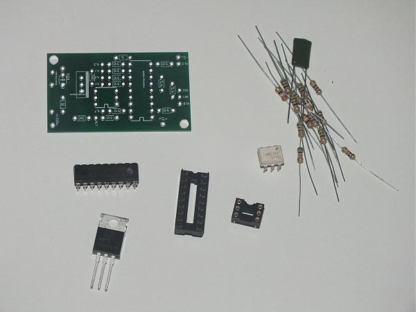 Продам регулятор мощности паяльника на микроконтроллере