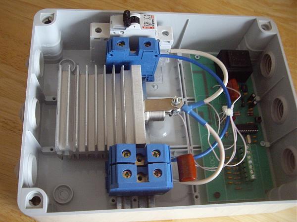 Продам Контроллер освещённости ЭКОС-5кВт