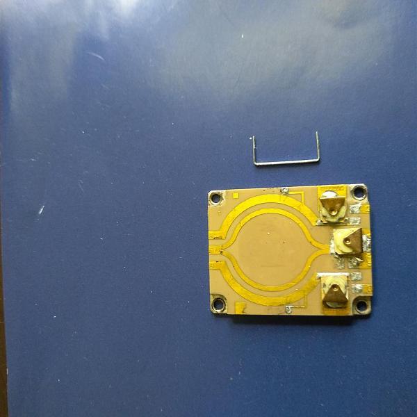 Продам перестраиваемый фильтр на 300-440 мгц