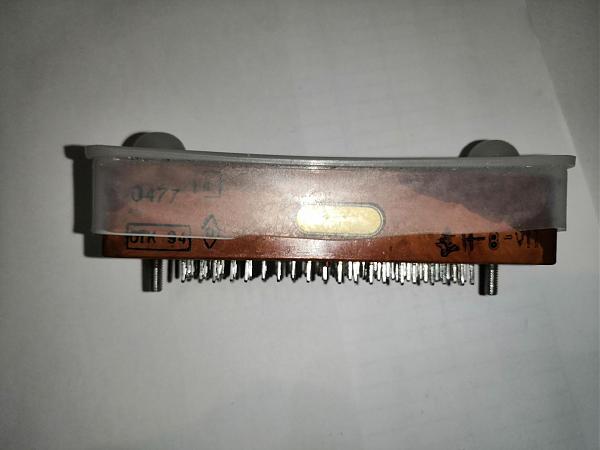 Продам Разъём 6Р-100 вилка блочная
