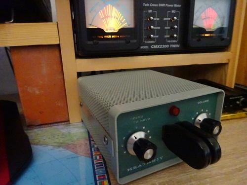 Продам Heathkit HD-1410 телеграфный ключ