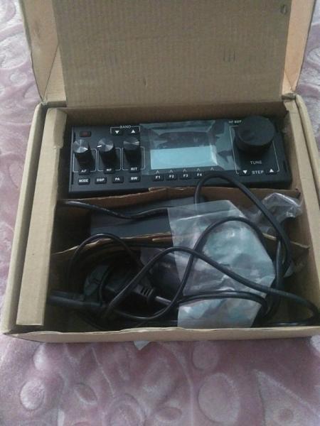 Продам Трансивер RS-978 HF SDR (M0NKA) с аккумулятором