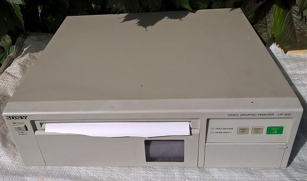 Продам УЗИ-принтер Sony UP-910