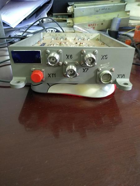 Продам радио частотный коммутатор 6 в 1