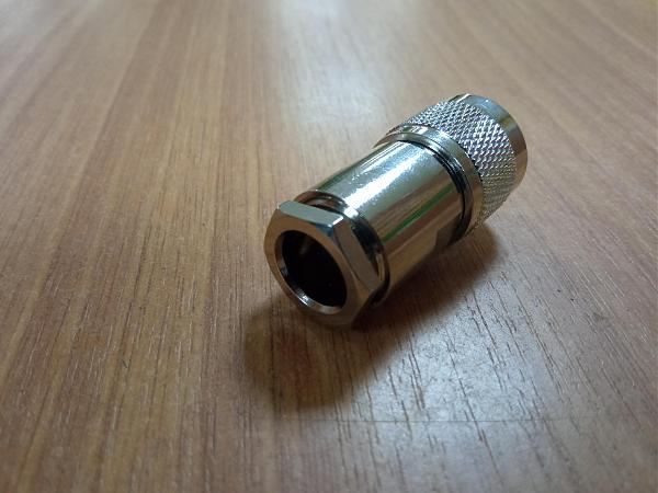 Продам Штекер N тип на кабель