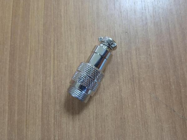 Продам Штекер 4 pin на кабель